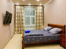 Apartment TwoPillows Lenina 29A, отель в Воркуте
