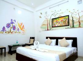 HOTEL GOLDEN BIRD, hotel in Pushkar