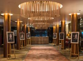 Falkensteiner Hotel Bratislava, viešbutis mieste Bratislava