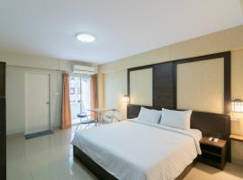 P-Park Residence - Srinakarindra-Suvarnabhumi, hotel near Stamford International University, Bangkok