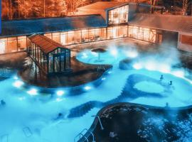 Гостиничный комплекс Открытый Термальный Бассейн, отель в Тюмени
