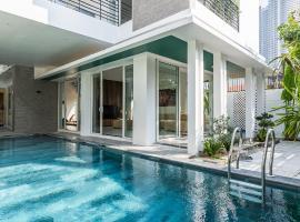 The Dreamy Villa By My Khe Beach - Free Breakfast, biệt thự ở Đà Nẵng