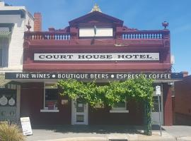 Courthouse Hotel, hotel in Ararat