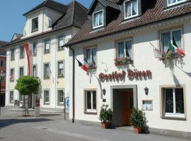 Hotel Gasthof Bären, Hotel in Weingarten