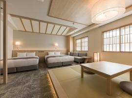 IAM HOTEL, hotel in Osaka