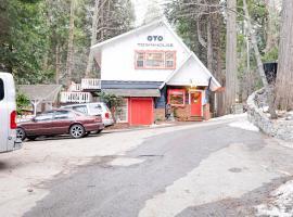 Arrowhead Tree Top Lodge, lodge in Lake Arrowhead