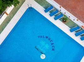 Apartamentos Palm Beach Club Carihuela, lägenhet i Torremolinos