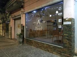 Hotel A Mi Gente, hotel in Castillos