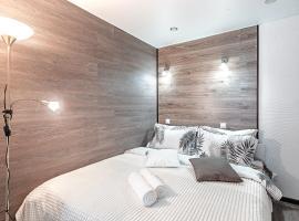 Комфортные апартаменты м. Новокоссино, hotel in Reutov