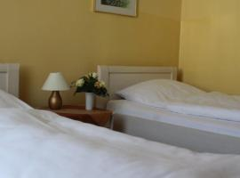 Hotel Weile, hotel in Weiden