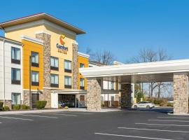 Comfort Suites Amish Country, hotel in Lancaster