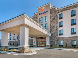 Comfort Suites, hôtel à Tupelo