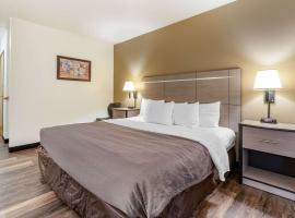 Econo Lodge Pueblo, accessible hotel in Pueblo