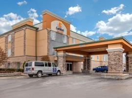Comfort Suites - Southgate Detroit, hotel near Detroit Metro Airport - DTW, Southgate