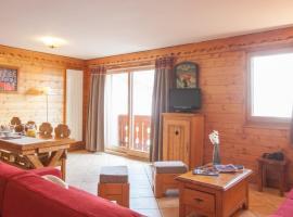 Les Alpages de Reberty 5p 9/10p, hotel in Saint-Martin-de-Belleville