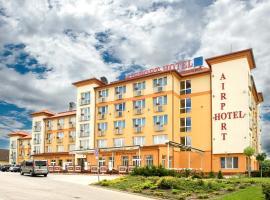 Airport Hotel Budapest, hotel Budapest Liszt Ferenc Nemzetközi Repülőtér - BUD környékén