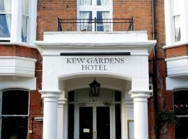 Kew Gardens Hotel, hotel near Kew Gardens Tube Station, Kew
