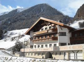 Hotel Garni Belvedere, hotel in Ischgl