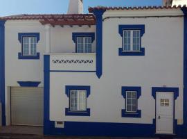 CASA DA BARRA AZUL by Stay in Alentejo, vacation home in Vila Nova de Milfontes