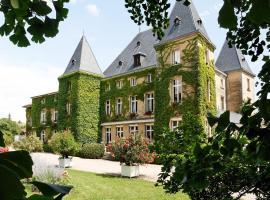 Château d'Adomenil, hotel in Rehainviller