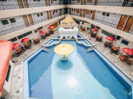 Hotel Triângulo Thermas, hotel em Caldas Novas