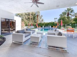Mountain View Oasis, villa in Palm Springs