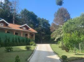 Pousada Vila Floratta, hotel near Casa da Xilogravura, Campos do Jordão
