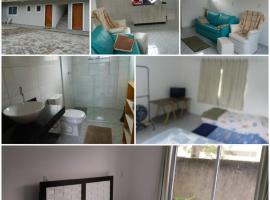 Flat Kaki Novo Campeche, self catering accommodation in Florianópolis