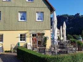 Eisenbahnwelten, Hotel in der Nähe von: Basteibrücke, Rathen