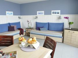 Residence de la plage 2/3p 6, hotel in Le Crotoy