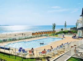 Residence de la plage D 3/4p 7 Standard, hotel in Le Crotoy