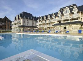 Residence de la plage D 3p 6 SV, hotel in Le Crotoy