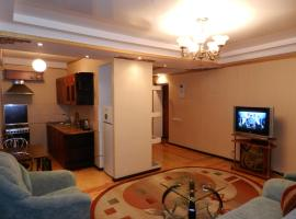 2-room Luxury Apartment on Tsentralnyi Boulevard 3, by GrandHome, апартаменты/квартира в Запорожье