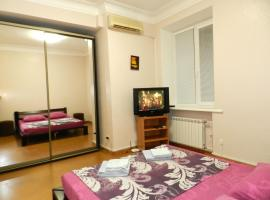 2-room Apartment 60m2 on Zhabotynskoho Street 7-a, by GrandHome, апартаменты/квартира в Запорожье