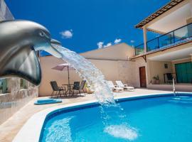 Pousada Tapitanga, hotel with pools in Maragogi