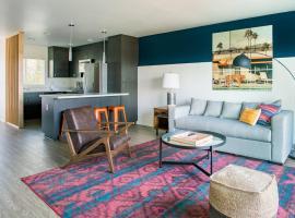 WanderJaunt - Cabrillo - 2BR - Point Loma, villa in San Diego