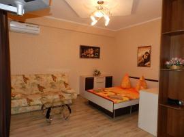 1-room View Apartment on Sobornyi Avenue 169, by GrandHome, апартаменты/квартира в Запорожье