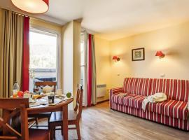 Les Trois Domaines S2, hôtel à Ax-les-Thermes