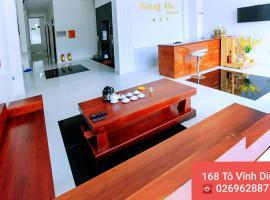 Khách Sạn Hoàng Nhi, khách sạn ở Pleiku