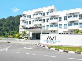 AVI Pangkor Beach Resort, hotel in Pangkor