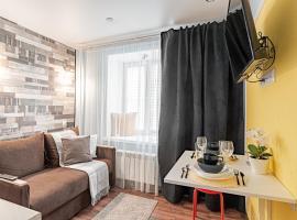 Чистые и уютные апартаменты м. Новокоссино, hotel in Reutov