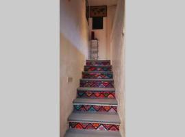 Studio wifi, romantique,idéal jeune couple.Clim., self catering accommodation in Collioure
