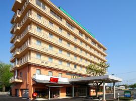 Green Hotel Yes Nagahama Minatokan, hotel in Nagahama