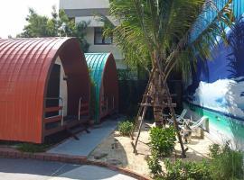 Racha HIFi Homestay, luxury tent in Ban Lo Long