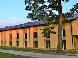 Реколекційний центр, готель у місті Дрогобич