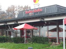Autobahnrasthaus und Motel Baden-Baden, hotel near Baden Airport - FKB, Baden-Baden
