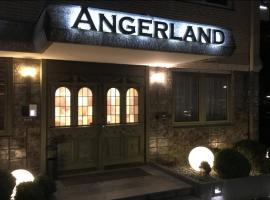 Hotel Angerland Garni, hotel near Citibank-Tower, Ratingen