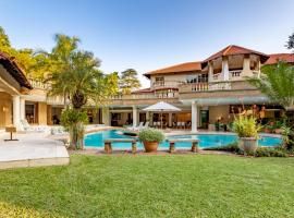 Christies at 32 on Russell, accommodation in Nelspruit