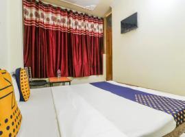 SPOT ON 67998 Ashoka Palace, hotel near Mohali Cricket Stadium, Chandīgarh