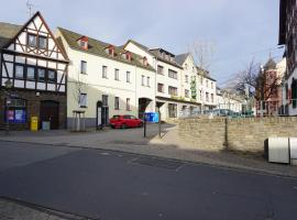 Hotel-Restaurant Weinhaus Grebel, Hotel in Koblenz